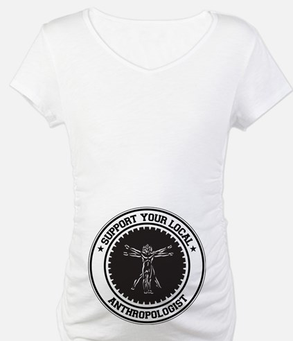 Support Anthropologist Shirt