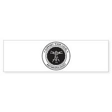 Support Anthropologist Bumper Sticker (10 pk)