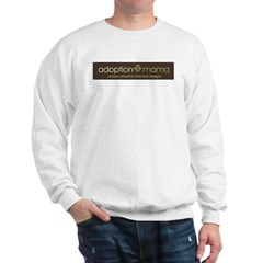 Adoption Mama Brown/Green Log Sweatshirt