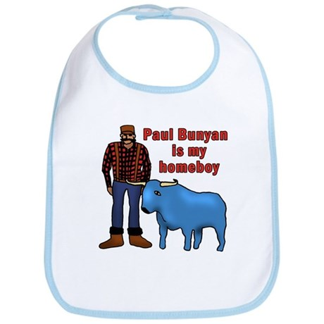 Paul Bunyan is My Homeboy Bib