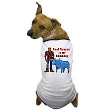 Paul Bunyan is My Homeboy Dog T-Shirt
