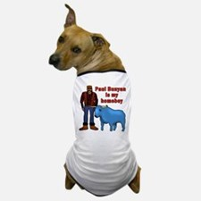 Paul Bunyan is My Homeboy Dog T-Shirt