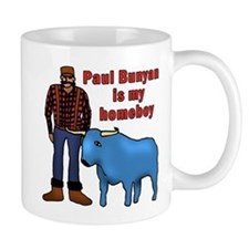 Paul Bunyan is My Homeboy Mug