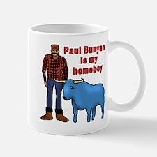 Paul Bunyan is My Homeboy Mug
