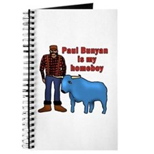 Paul Bunyan is My Homeboy Journal