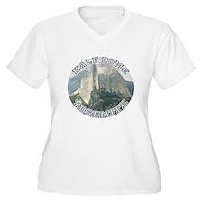 Half Dome Round T-Shirt