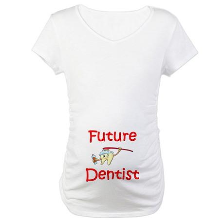 Future Dentist Maternity T-Shirt