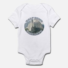 Half Dome Round Infant Bodysuit