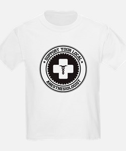 Support Anesthesiologist T-Shirt