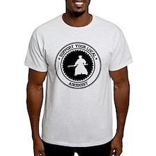 Support Aikidoist T-Shirt
