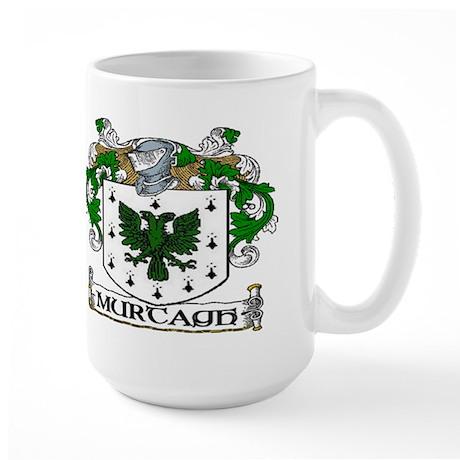 Murtagh Coat of Arms Large Mug