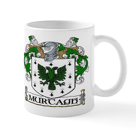 Murtagh Coat of Arms Mug