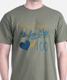 Blue Jeans 100th T-Shirt