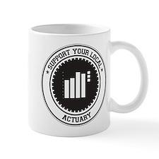 Support Actuary Mug
