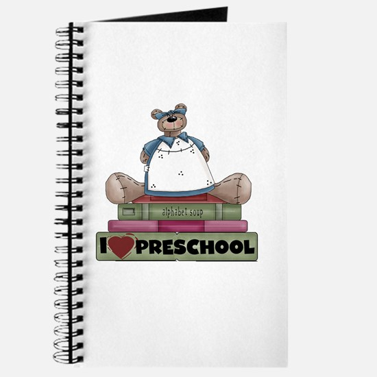 Bear and Books Preschool Journal