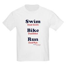 Triathlon Dad T-Shirt