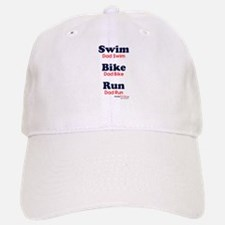 Triathlon Dad Baseball Baseball Cap