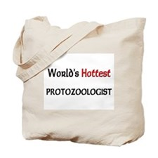 World's Hottest Protozoologist Tote Bag