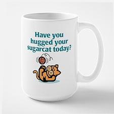 Sugarcat Hug Mug