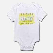 Cancer Friends Infant Bodysuit