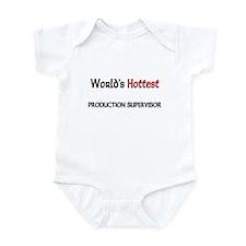 World's Hottest Production Supervisor Infant Bodys