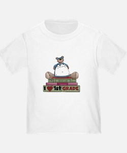 Bear and Books 1st Grade T