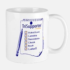 TriSupporter Checklist Mug