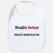 World's Hottest Private Investigator Bib
