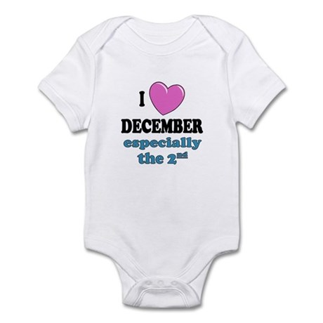 PH 12/2 Infant Bodysuit