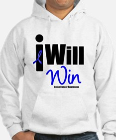 Colon Cancer I Will Win Hoodie