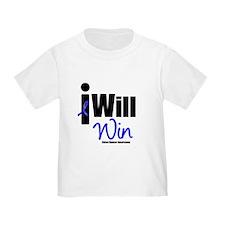 Colon Cancer I Will Win T