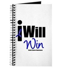 Colon Cancer I Will Win Journal