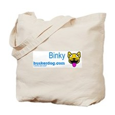 Cute Binky Tote Bag