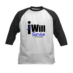Colon Cancer I Will Survive Tee
