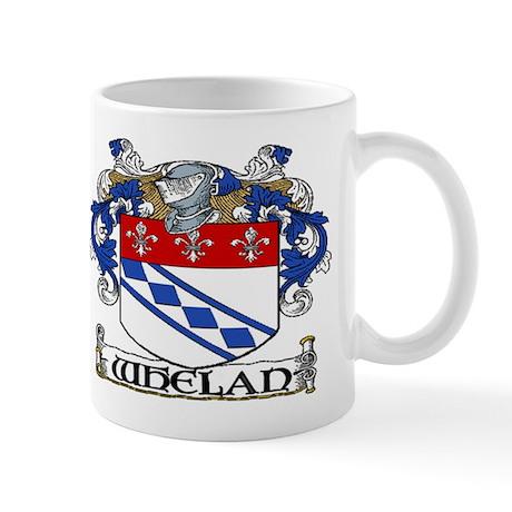 Whelan Coat of Arms Mug