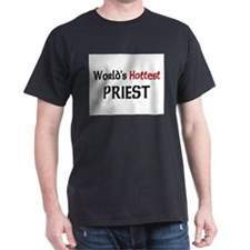 World's Hottest Priest T-Shirt