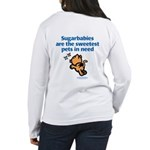 Sugarbabies (Cat) Women's Long Sleeve T-Shirt