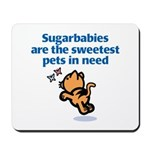 Sugarbabies (Cat) Mousepad