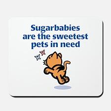 Sugarbabies (Cat) Mousepad