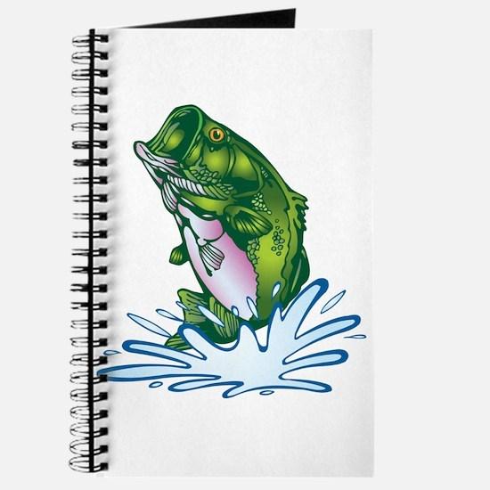 Bass Fishin' Journal