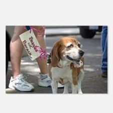 Beagles for Obama Postcards (Package of 8)