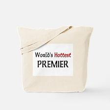 World's Hottest Premier Tote Bag