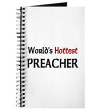 World's Hottest Preacher Journal