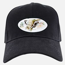 Downy Woodpecker Baseball Hat