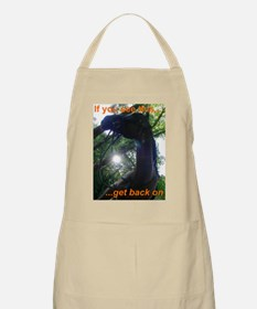 If you see this... BBQ Apron