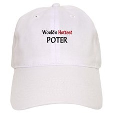 World's Hottest Poter Baseball Cap