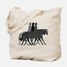 Dressage layers Tote Bag