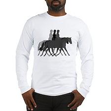 Dressage layers Long Sleeve T-Shirt