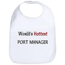 World's Hottest Port Manager Bib