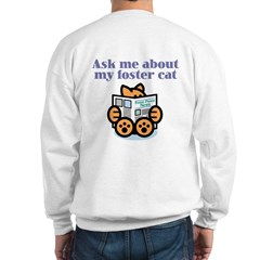Foster Cat Sweatshirt